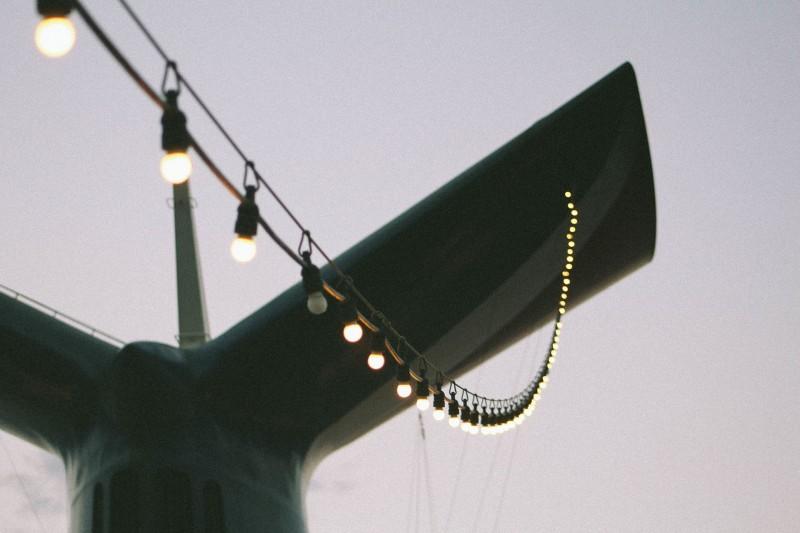 Sådan bruger du lyskæder til at få mere lys i haven