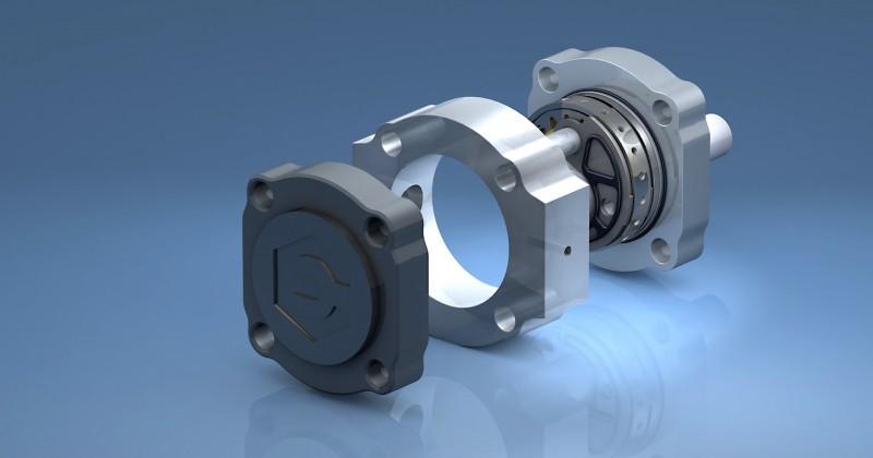 Professionel centrifugalpumpe til industri