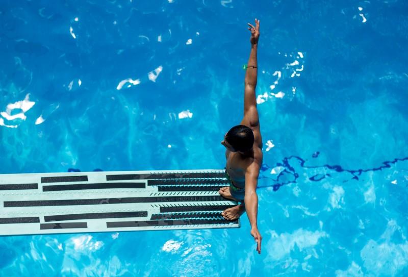 Gode tilbud på lækkert ARENA badetøj til professionelle svømmere og motionssvømmere