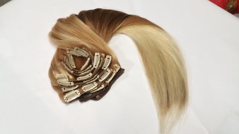 Få et langt, flot og stærkt hår med Hot fusion extensions