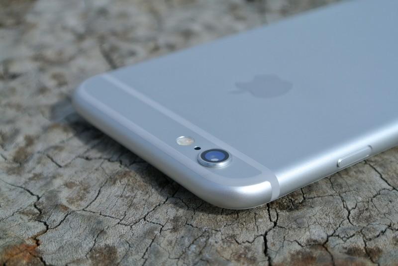 Montering af panserglas til iPhone 6